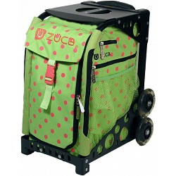 ZUCA Sport Spotz Rolling Kit Bags