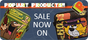 Pop Art Products - Sale Now On